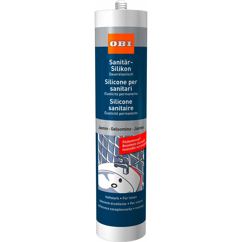 OBI  Sanitär-Silikon Jasmin 310 ml