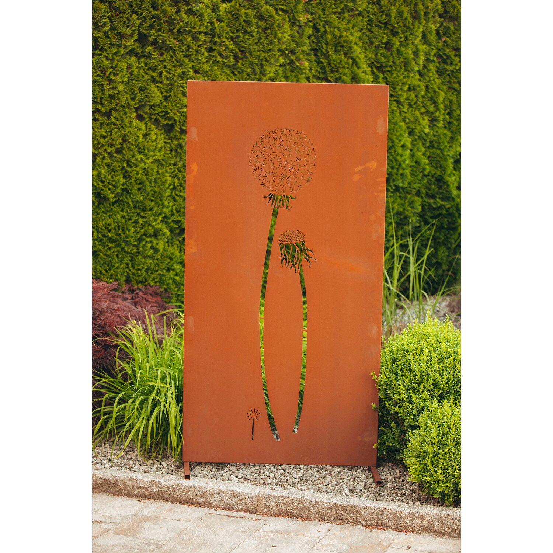 Sichtschutzwand Pusteblumen Paar Kaufen Bei Obi