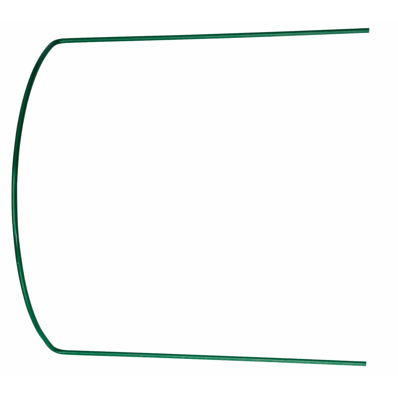 obi staudenhalter 35 cm halbrund gr n kaufen bei obi. Black Bedroom Furniture Sets. Home Design Ideas