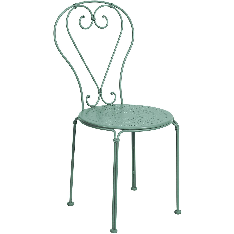 BUTLERS CENTURY Gartenmöbel Set mit einem Tisch und zwei