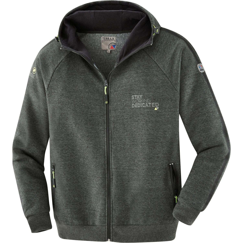 Bullstar Softshell-Strickfleecejacke Fleecejacke Jacke Workwear Herren