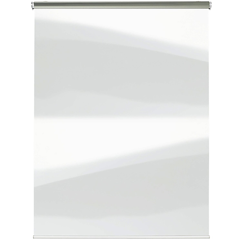 75x210 cm creme Verdunkelungsrollo Mittelzugrollo Springrollo Rollo Verdunkelung 75 x 210 cm