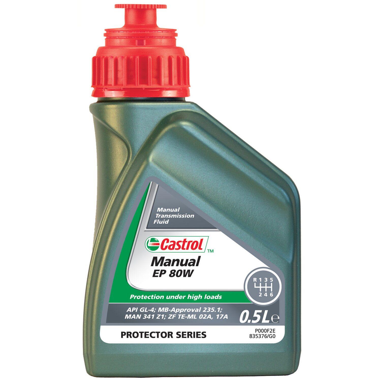 Castrol  Manual EP 80W 500 ml