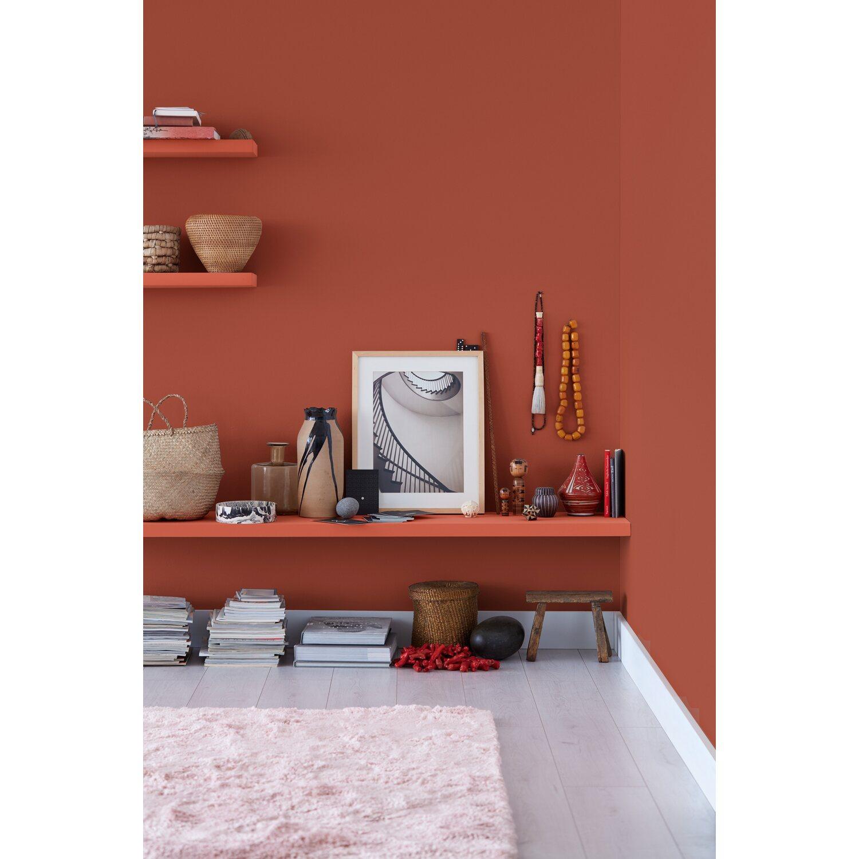 Schoner Wohnen Trendfarbe Terracotta Matt 2 5 L Kaufen Bei Obi