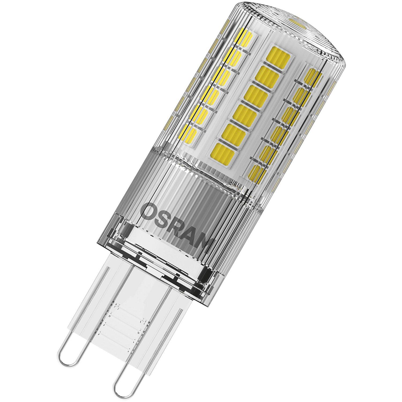 Osram LED Lampe Classic Kapsel Klar G9, 9,9W 9 lm Warmweiß EEK A++