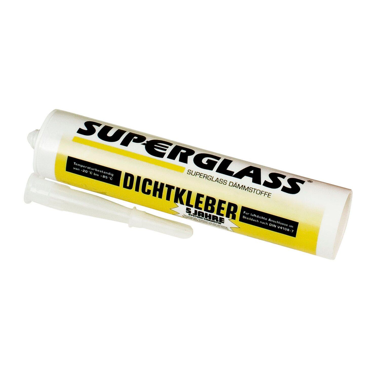 Superglass Dichtkleber 435 g