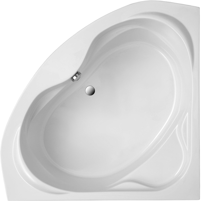 Eckbadewanne maße 130  Badewanne online kaufen bei OBI
