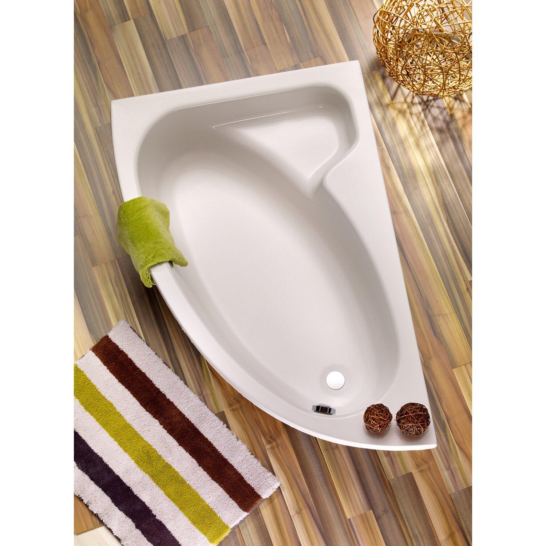 badewanne salinas 150 cm x 97 cm wei typ b kaufen bei obi. Black Bedroom Furniture Sets. Home Design Ideas