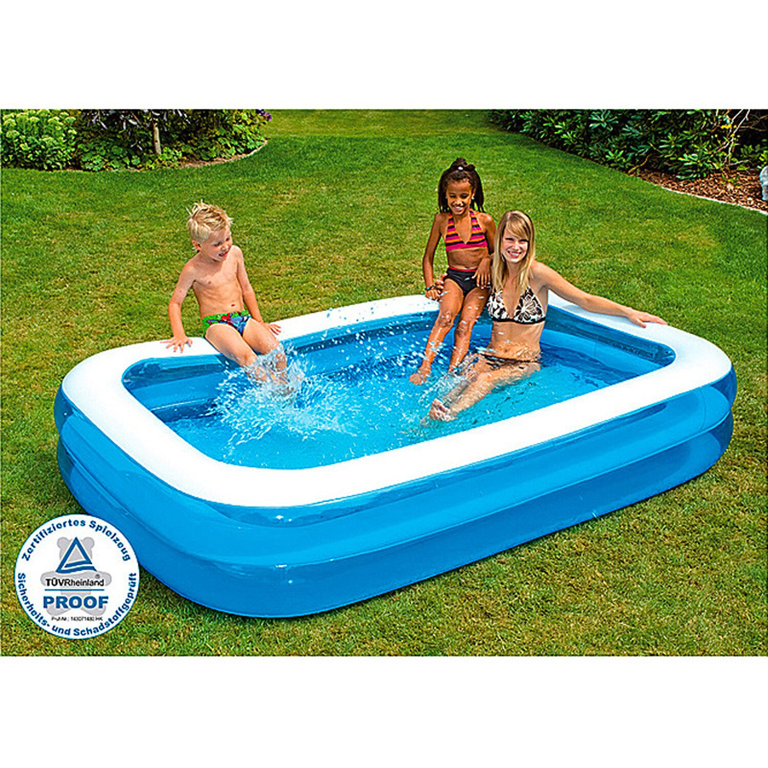 Ihr europool shop for Obi easy pool