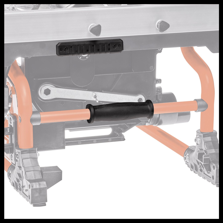 Einhell Akku-Tischkreiss/äge TE-TS 36//210 Li Power X-Change 36 V, Li-Ion, /Ø210 x /Ø30 mm S/ägeblatt, 3800 min-1, Tischverbreiterung rechts, inkl. Winkelanschlag, inkl. 2x 3,0 Ah und Twincharger