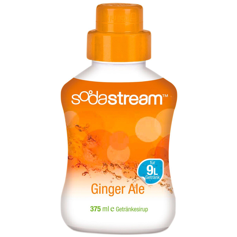 sodastream sirup ginger ale 375 ml kaufen bei obi. Black Bedroom Furniture Sets. Home Design Ideas