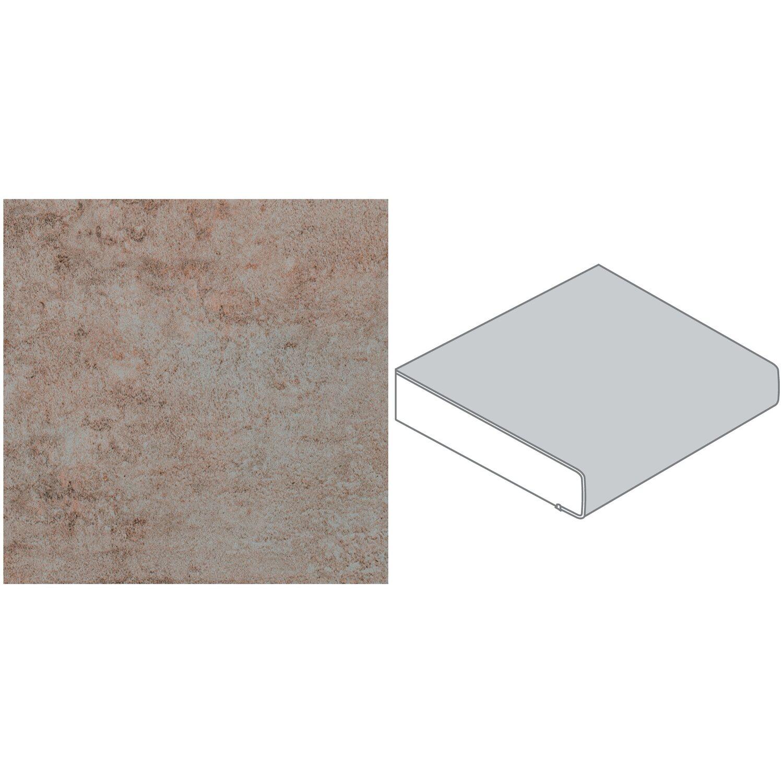 arbeitsplatte 60 cm x 3 9 cm campino concrete h437 cr max l nge 4 1 m kaufen bei obi. Black Bedroom Furniture Sets. Home Design Ideas