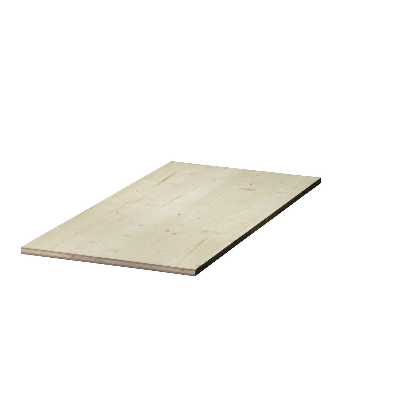 dreischichtplatte fichte 200 cm x 50 cm x 1 9 cm kaufen bei obi. Black Bedroom Furniture Sets. Home Design Ideas