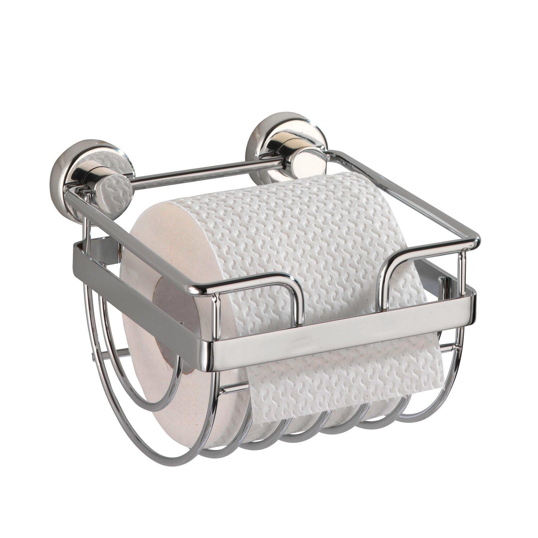 Wenko WC-Papierhalter Sion Power-Loc Befestigen ohne Bohren