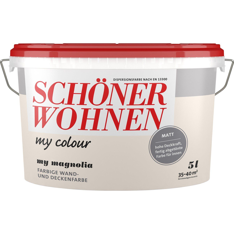 Schöner Wohnen My Colour Magnolia matt 5 l