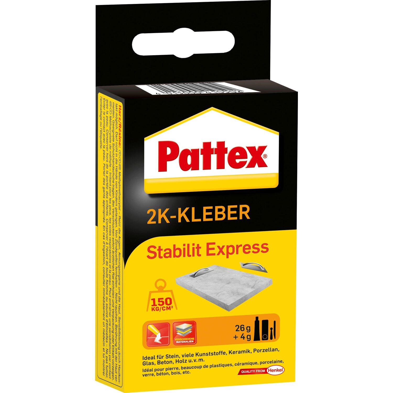 pattex 2k-kleber stabilit express 30 g kaufen bei obi