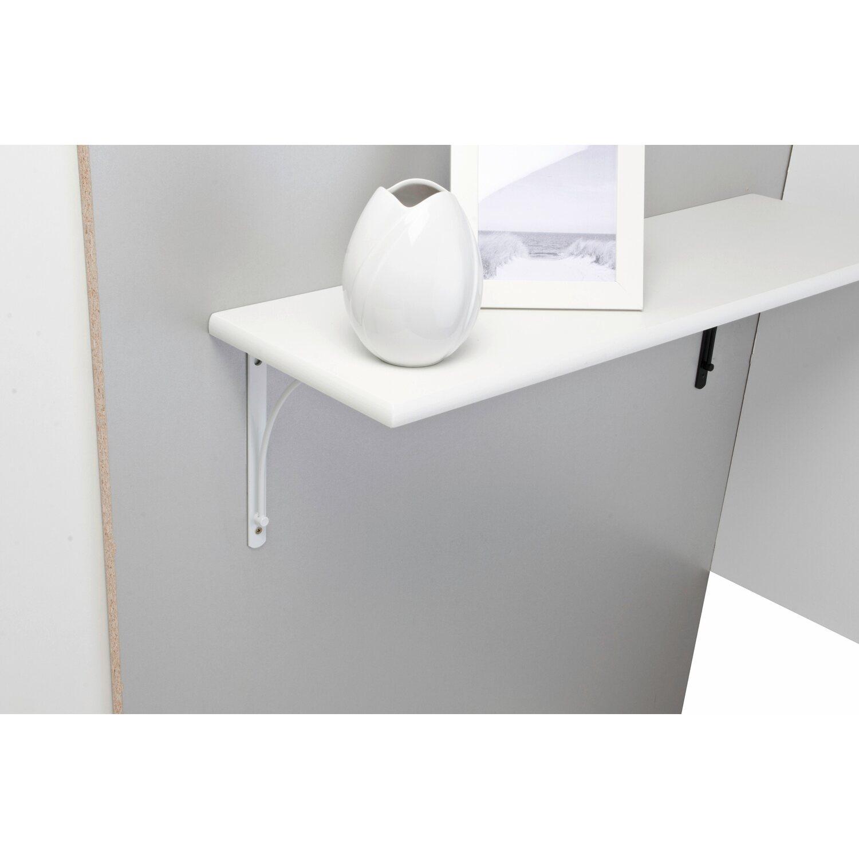 obi konsole kottos wei 230 mm x 180 mm kaufen bei obi. Black Bedroom Furniture Sets. Home Design Ideas
