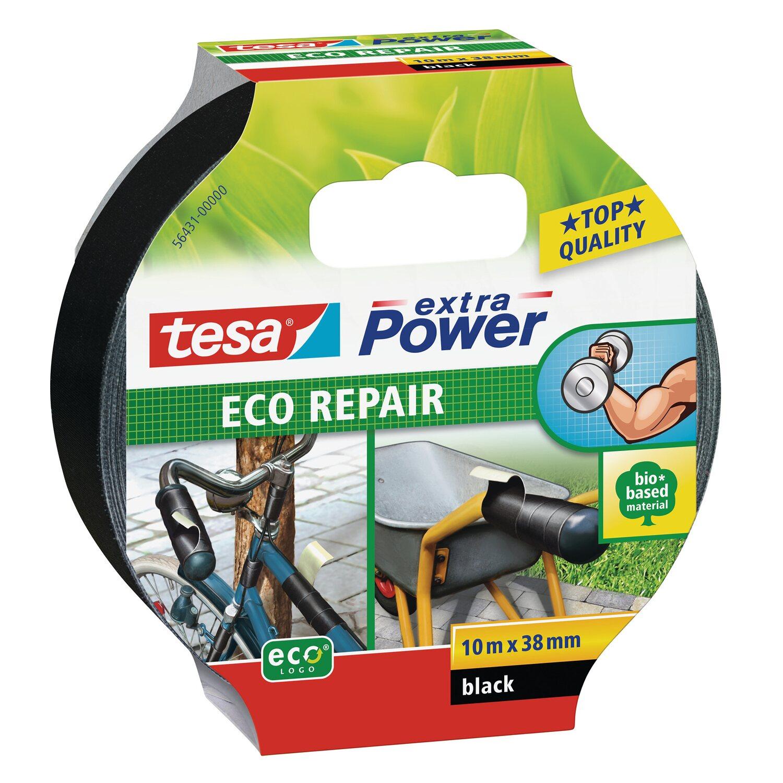 Beliebt Tesa Extra Power Eco Repair Schwarz 10 m x 38 mm kaufen bei OBI EY01