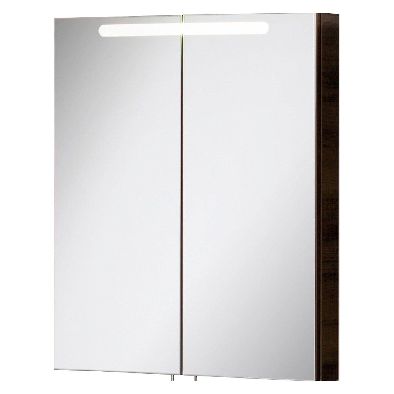 Fackelmann Spiegelschrank A-Vero 70 cm Eiche EEK: A kaufen bei OBI