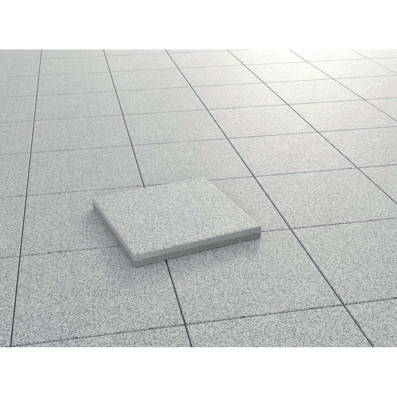 obi betonplatten terrassenplatte beton palermo grau nuanciert 40 x 40 x 5 pflastersteine braun. Black Bedroom Furniture Sets. Home Design Ideas