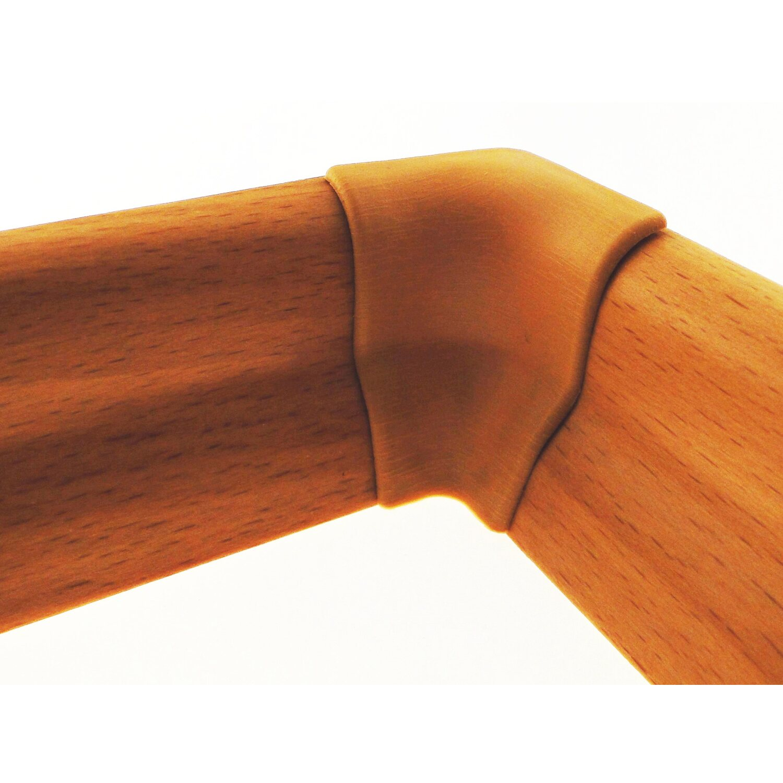 Farbe Buche innenecken zu sockelleiste 22 mm x 40 mm farbe buche kaufen bei obi