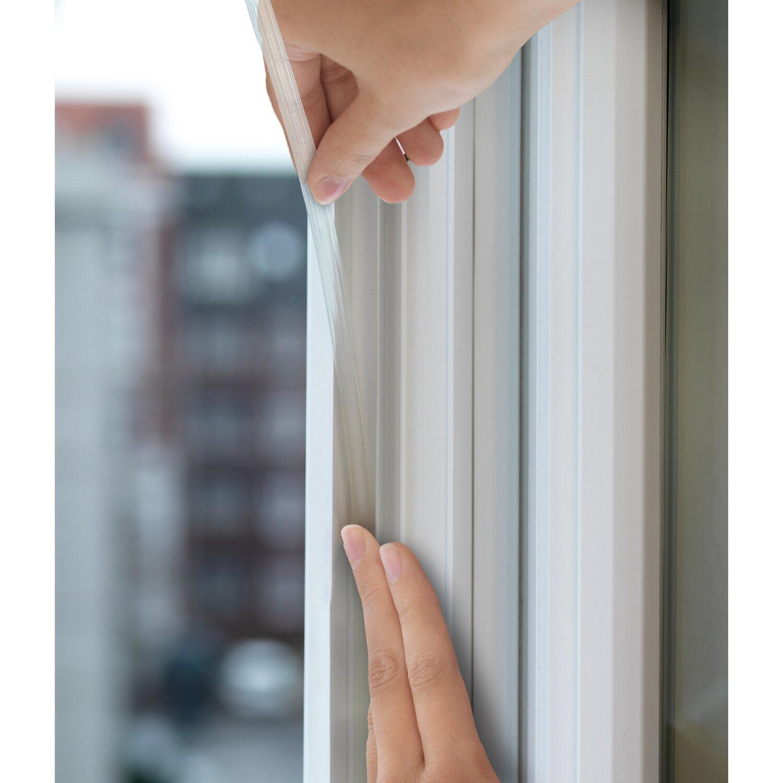 Tesamoll Fensterdichtung Turdichtung Premium Flexible Transparent