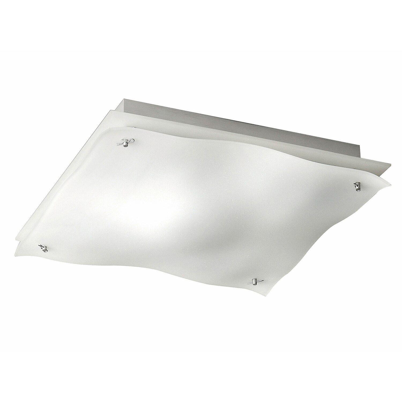 philips energiespar deckenleuchte ecomoods aluminium eek a kaufen bei obi. Black Bedroom Furniture Sets. Home Design Ideas