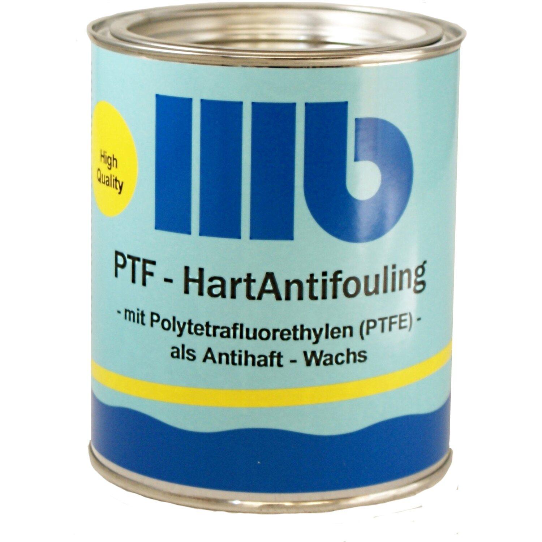 Wohlert  PTF-Hartantifouling Graphitschwarz 750 ml