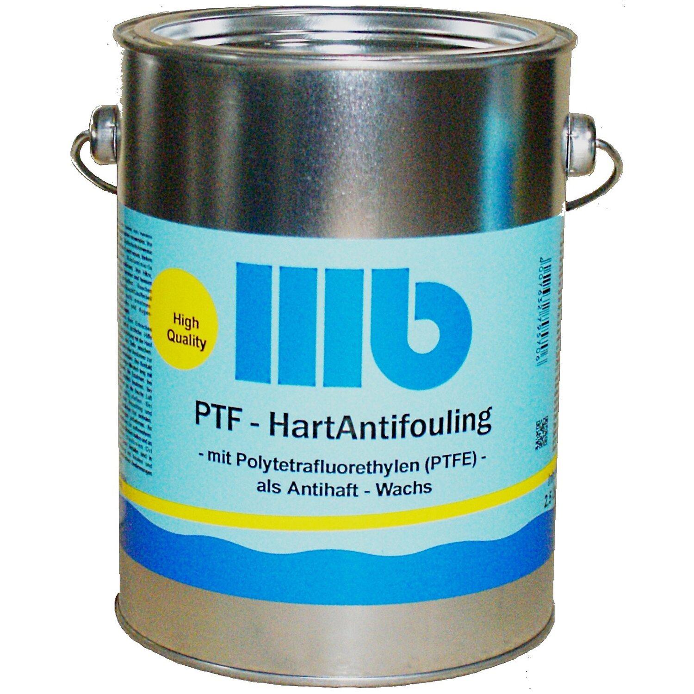 Wohlert  PTF-Hartantifouling Grauweiß 2,5 l