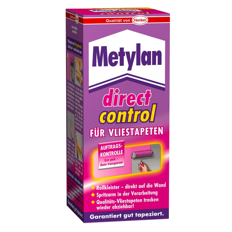 metylan direct control rollkleister 200 g kaufen bei obi