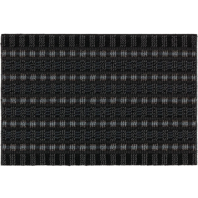 Astra Fußmatte Poly Brush 40 cm x 60 cm Anthrazit | Heimtextilien > Fussmatten | ASTRA