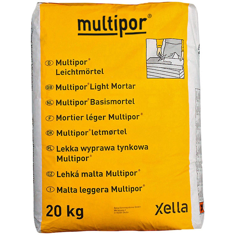 Multipor  Leichtmörtel 20 kg