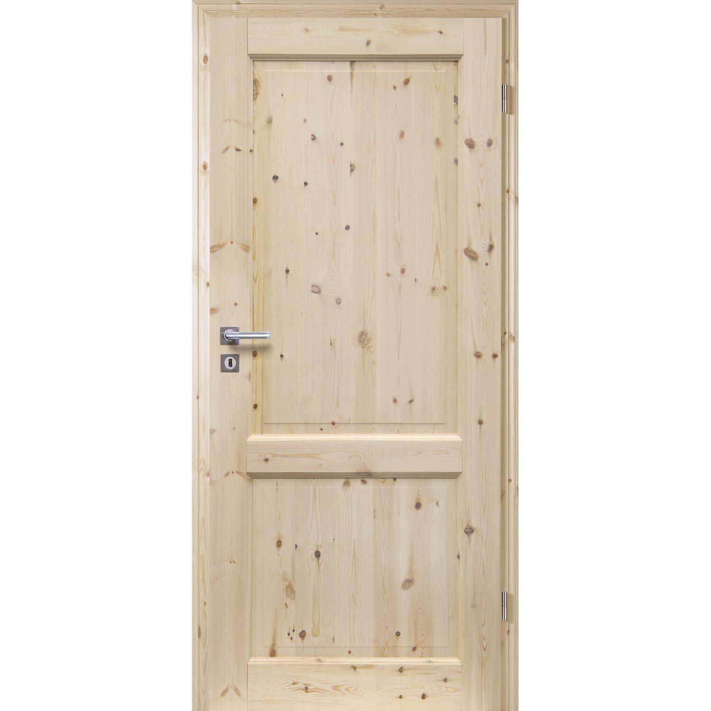 zimmert r natura kiefer roh 6002 73 5 cm x 198 5 cm din rechts kaufen bei obi. Black Bedroom Furniture Sets. Home Design Ideas