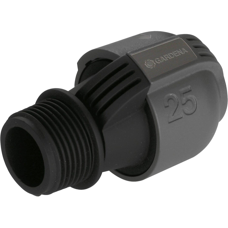 Gardena Schlauchverbinder für 3//4 Wasserschläuche Verbinder Anschluss bewässern