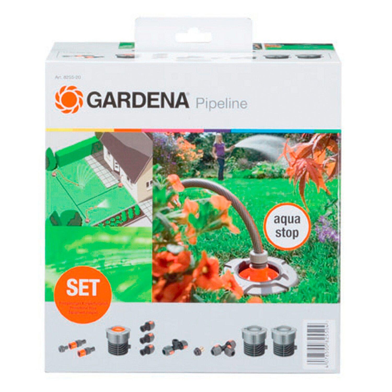 gardena start set f r garten pipeline zur wasserentnahme kaufen bei obi. Black Bedroom Furniture Sets. Home Design Ideas