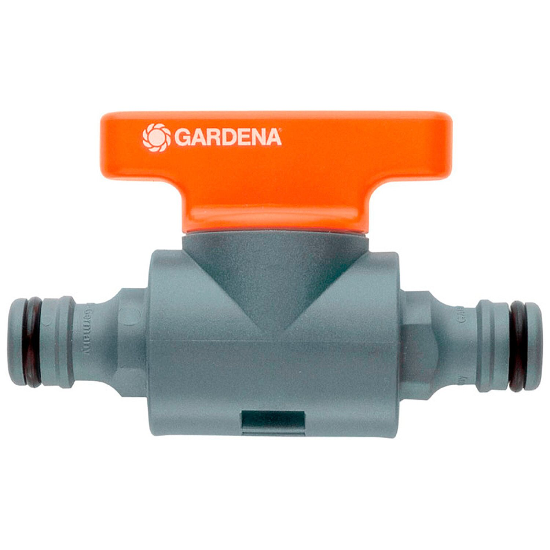Gardena SB-Kupplung mit Regulierventil