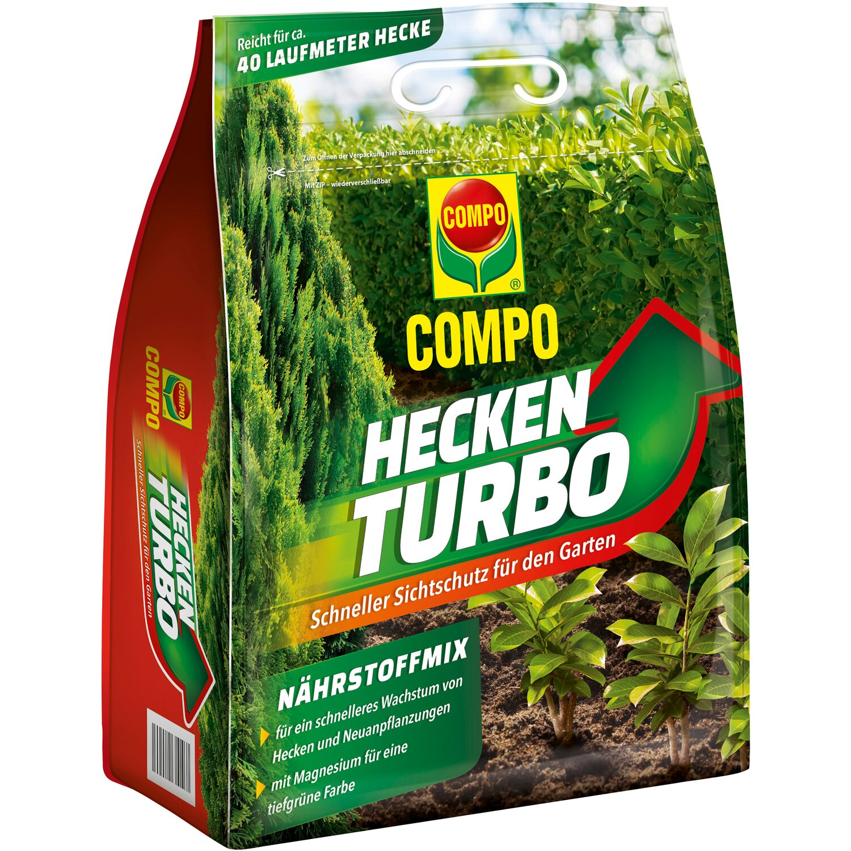 Compo Heckenturbo 4 Kg Kaufen Bei Obi