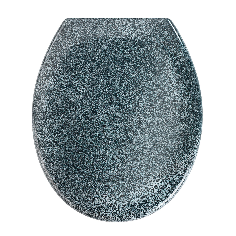 wenko premium wc sitz ottana mit absenkautomatik granit. Black Bedroom Furniture Sets. Home Design Ideas