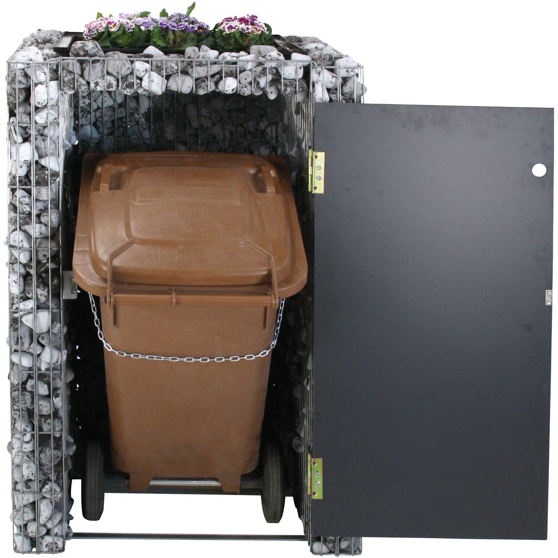 Bellissa Gabionen Mulltonnen Box 120 Kaufen Bei Obi