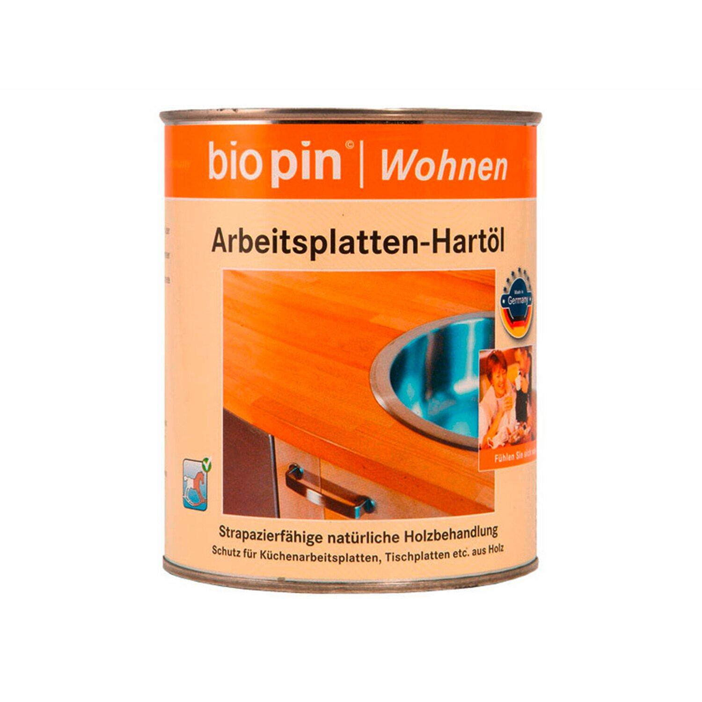 Biopin  Arbeitsplatten-Hartöl Transparent 750 ml