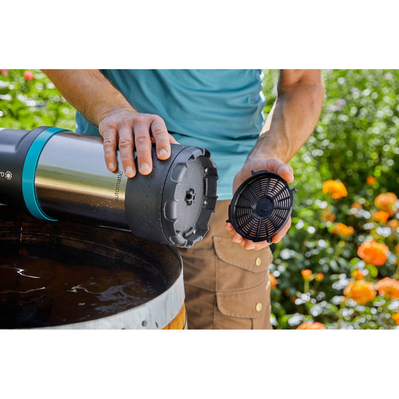 Gardena Regenfasspumpe 4700//2 inox Wasserpumpe