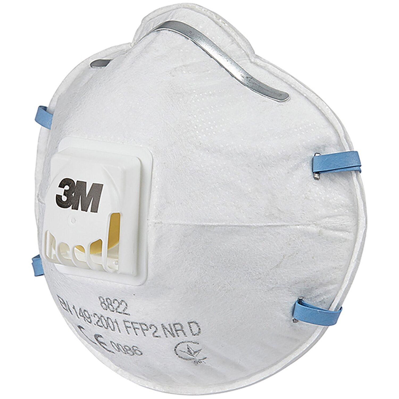 3M Feinstaub-Maske 8822 mit Schutzstufe FFP2 kaufen bei OBI
