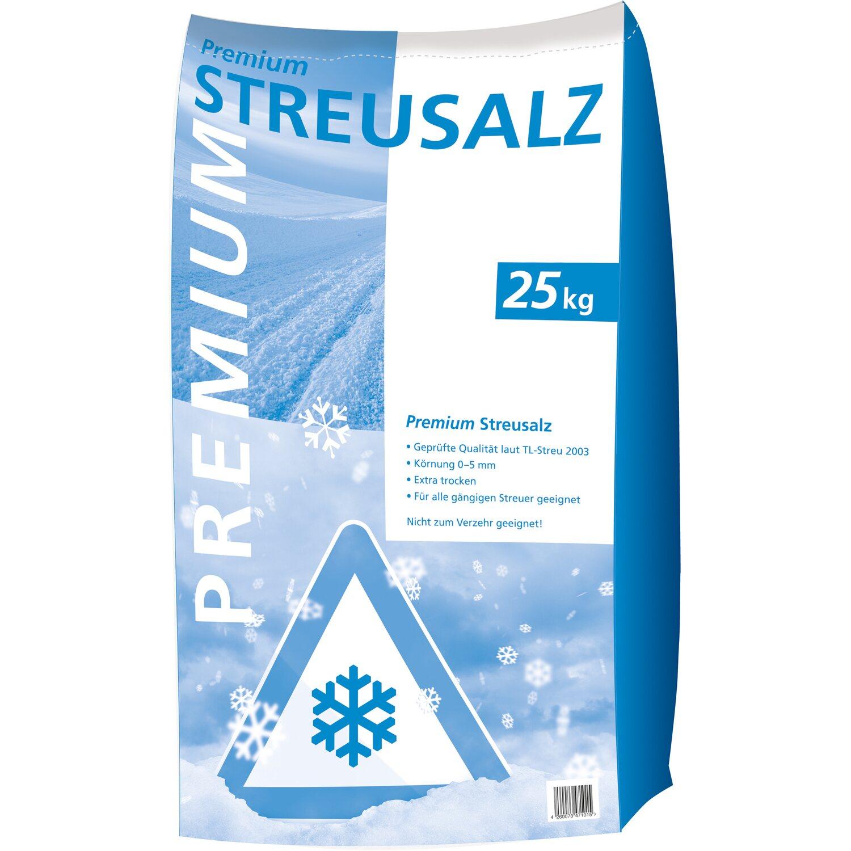 Hamann Streusalz 3 kg Langzeitwirkung bei dickeren Eis /& Schneeschichten