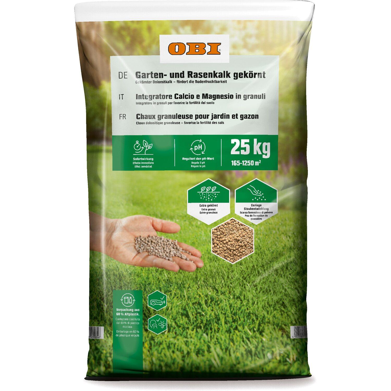 OBI Garten- und Rasenkalk 25 kg