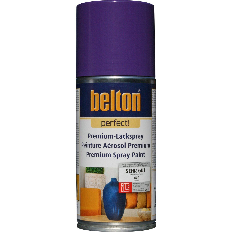 Belton Perfect Premium-Lackspray Violett seidenmatt 150 ml