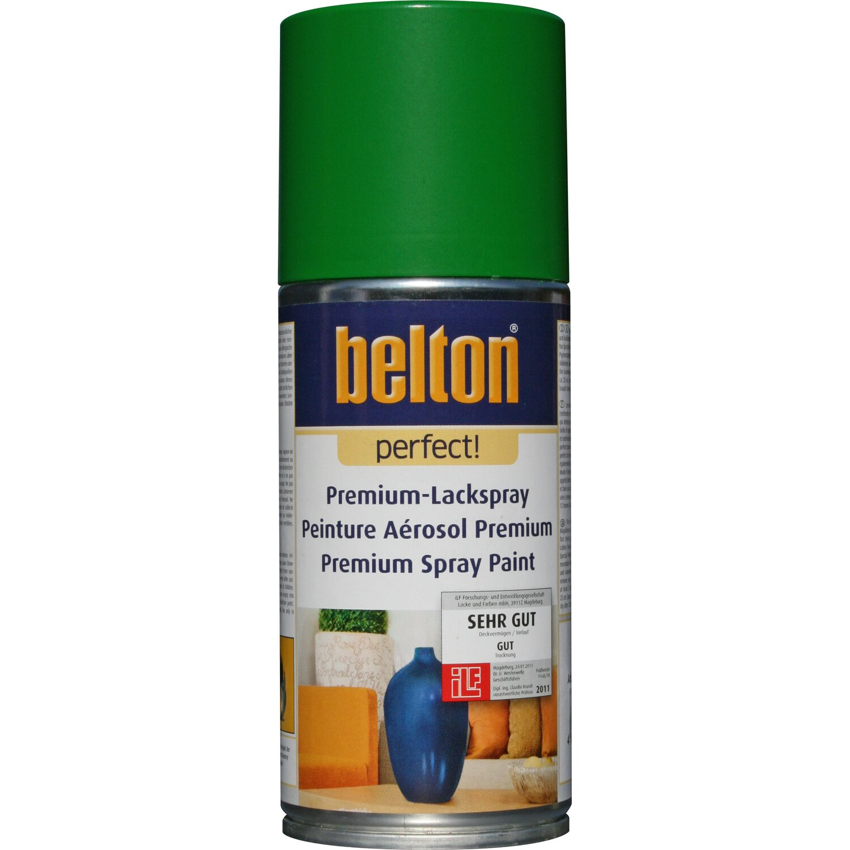belton Belton Perfect Premium-Lackspray Dunkelgrün seidenmatt 150 ml