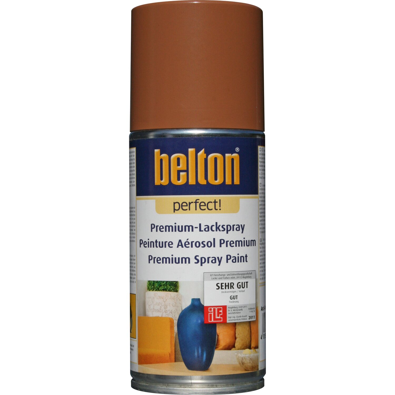 Belton Perfect Premium-Lackspray Hellbraun seidenmatt 150 ml