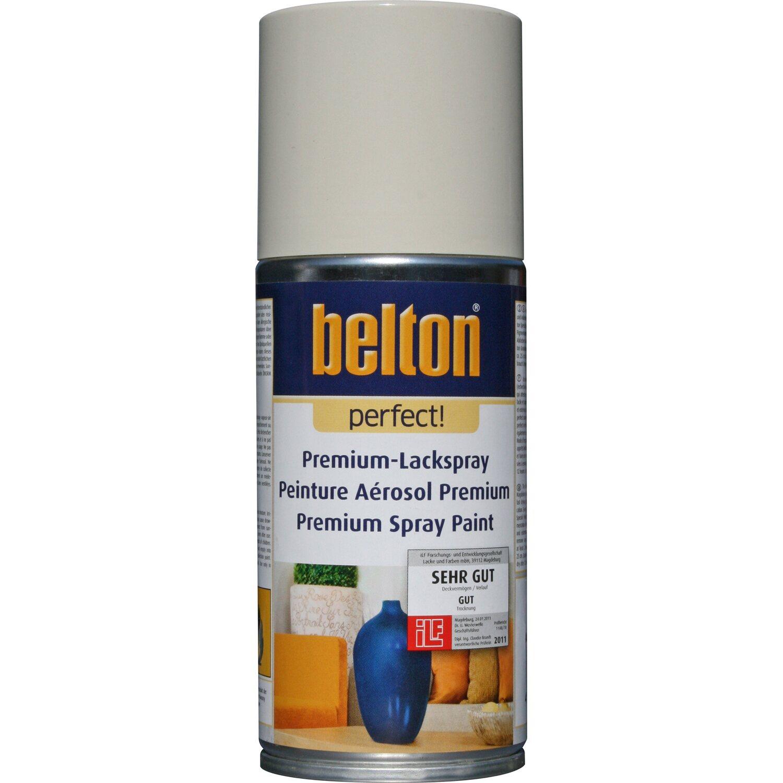Belton Perfect Premium-Lackspray Weiß seidenmatt 150 ml Preisvergleich