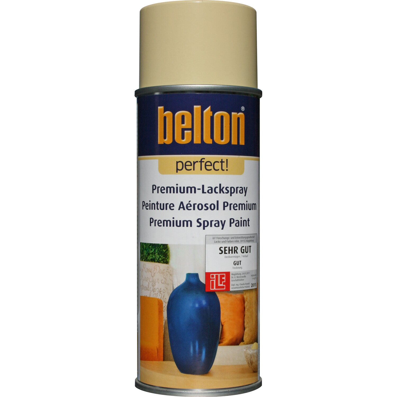 belton Belton Perfect Premium-Lackspray Beige seidenmatt 400 ml