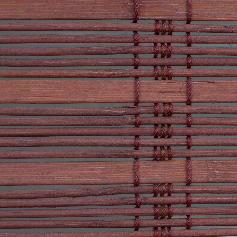obi bambus raffrollo mataro 80 cm x 160 cm teak kaufen bei obi. Black Bedroom Furniture Sets. Home Design Ideas